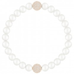Swarovski 5365746 Armband Remix Collection White Crystal Pearl