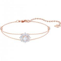 Swarovski 5451357 Armband Sunshine Weiss Rosé Vergoldung