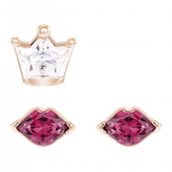 Swarovski 5456137 Ohrringe Ohrstecker Out of this World Rot Rosé