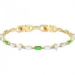 Swarovski 5459392 Armband Damen Oz Weiss Vergoldet