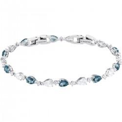 Swarovski 5466882 Armband Damen Vintage Blau Silber-Ton