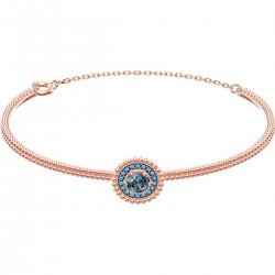 Swarovski 5470970 Armband Armreif Damen Oxygen Grau Rosé Vergoldung