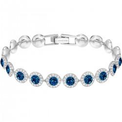 Swarovski 5480484 Armband Damen Angelic Blau Silber-Ton