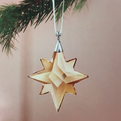 Swarovski 5498200 Stern Star Ornament