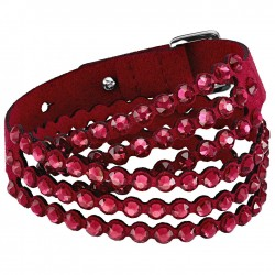 Swarovski 5511701 Armband Damen Power Collection Slake Rot