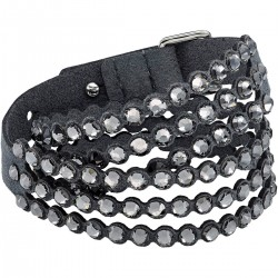 Swarovski 5512509 Armband Damen Power Collection Slake Grau