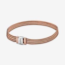 Pandora Reflexions Rose 588782C00 Armband Damen Mehrstrang