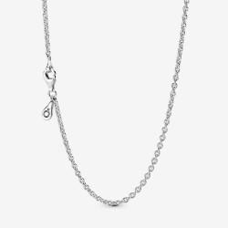 Pandora 590200 Halskette Damen Klassische Ankerhalskette Silber