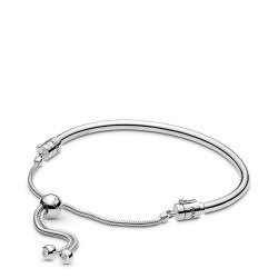 Pandora 597953CZ Armband Armreif Moments Silver Sliding