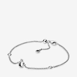 Pandora 598276CZ Armband Damen Funkelnde Crown O Sterling-Silber