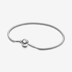 Pandora Me 598408C00 Schlangen-Gliederarmband Damen Silber