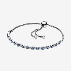 Pandora 598517C01 Armband Damen Blaues Klares Funkeln Silber
