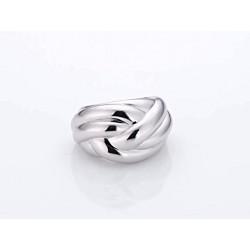 JOOP! Damenring Silber Silhouette JPRG90663A Ringgröße 57