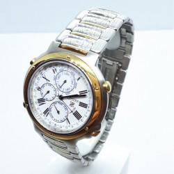 Citizen 6850-G81732 Herren-Armbanduhr Prominence Chronograph Quarz Edelstahl-Band