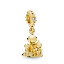 Pandora Disney 768040CZ Charm-Anhänger Agrabah Castle