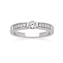 Viventy 769671 Ring Damen Zirkonia Sterling-Silber