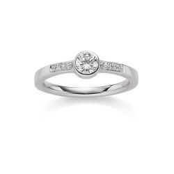 Viventy 769721 Ring Damen Swarovski Zirkonia Sterling-Silber