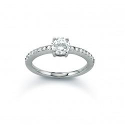Viventy 779461 Damen-Ring Mit Zirkonia Silber
