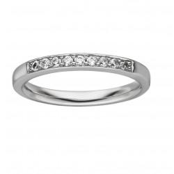 Viventy 780421 Ring Damen Zirkonia Sterling-Silber Gr. 56