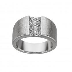 Viventy 782841 Ring Damen Zirkonia Silber Gr. 57