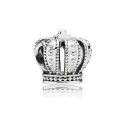 Pandora 790930 Charm Damen Königliche Krone Sterling Silber