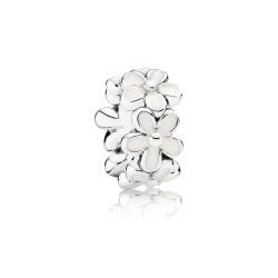 Pandora 791495EN12 Charm Zwischenelement Liebliche Gänseblümchen