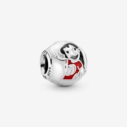 Panodra Disney 796338ENMX Charm Lilo & Stitch Sterling-Silber