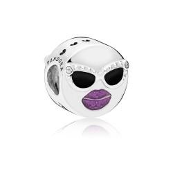 Pandora 797184CZ Charm Stay Cool Silber