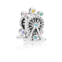 Pandora 797199NLCMX Charm Colour Wheel Silber