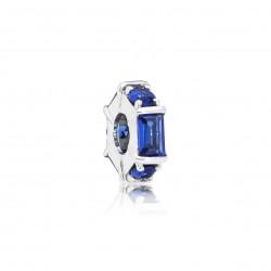 Pandora 797529NSBL Charm Zwischenelement Ice Sculpture Sterling-Silber