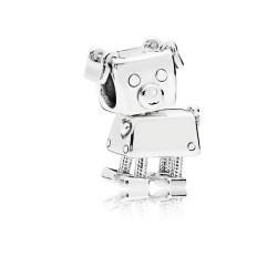Pandora 797551EN12 Original Charm Bobby Bot Sterling-Silber