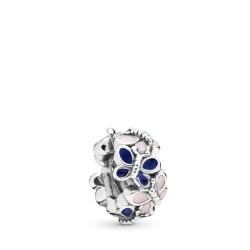 Pandora 797870ENMX Zwischenelement Charm Butterfly Arrangement Silber