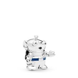Pandora Disney Pixar 798045EN82 Charm Toy Story Alien Sterling-Silber