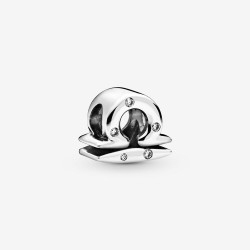 Pandora Charm 798424C01 Funkelnde Waage Sterling-SIlber