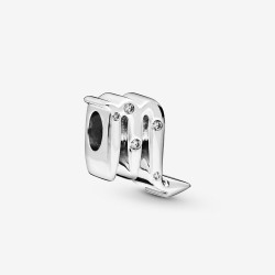 Pandora 798430C01 Charm Damen Funkelnder Skorpion Sterling-Silber