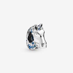 Pandora Disney 798454C01 Charm Frozen Eiskönigin Nokk Pferd Silber