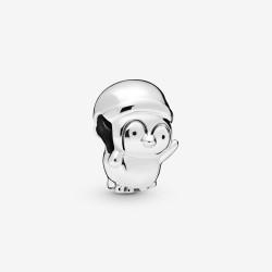 Pandora 798477C00 Charm Weihnachtlicher Penguin Sterling-Silber
