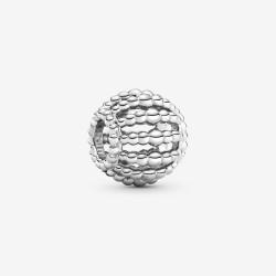 Pandora 798679C00 Charm Offen Gearbeitete Metallperlen Sterling-Silber