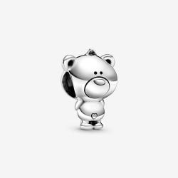 Pandora 798695C00 Charm Teddybär Sterling-Silber
