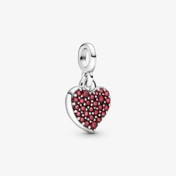 Pandora Me 798981C01 Charm-Anhänger Mein Herz Silber