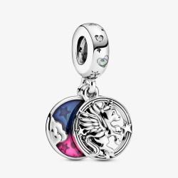 Pandora 799145C01 Charm-Anhänger Magisches Einhorn Silber