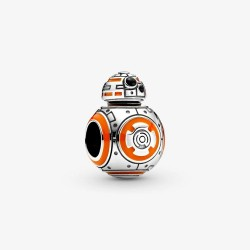 Pandora Star Wars 799243C01 Charm Damen BB-8 Sterling-Silber