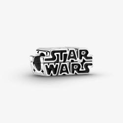 Pandora Star Wars 799246C01 Charm Damen 3D-Logo Sterling-Silber