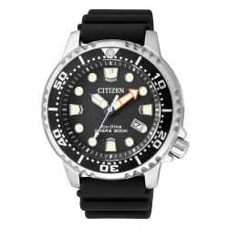 Citizen BN0150-10E Eco-Drive Sports Herren-Uhr Promaster Analog Quarz mit Gummi-Band