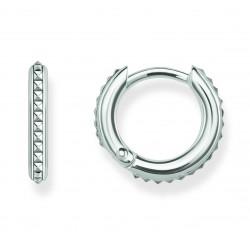 Thomas Sabo CR611-637-21 Ohrringe Creolen Nieten Sterling-Silber