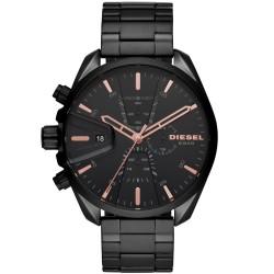 Diesel DZ4524 Herren-Uhr MS9 Chrono Chronograph Quarz mit Edelstahl-Armband Ø 48 mm