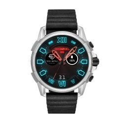 Diesel ON DZT2008 Smartwatch Herren Full Guard 2.5 mit Leder-Band