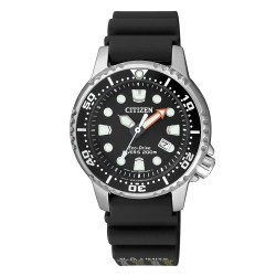 Citizen EP6050-17E Eco-Drive Sports Damen-Uhr Promaster Analog Quarz mit Gummi-Band