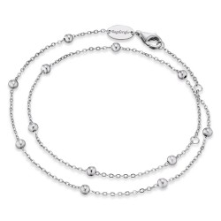 Engelsrufer ERB-LILMOON Armband Damen Moonlight Silber Rhodiniert