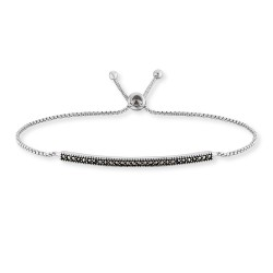 Engelsrufer ERB-LILSTELLA-MA Armband Damen Stella Silber Markasit